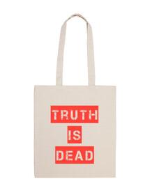la verità è morta