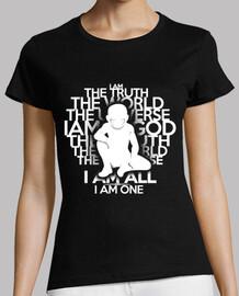 la vérité - version blanche - t-shirt femme