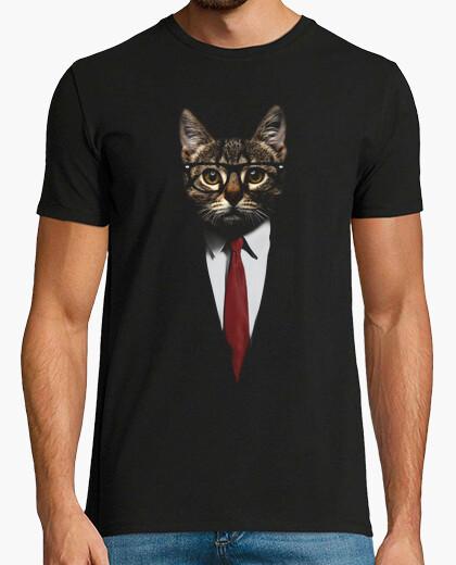 Tee-shirt la veste de chat
