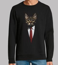 la veste de chat