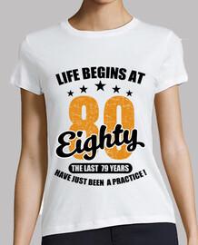 la vida comienza a los ochenta