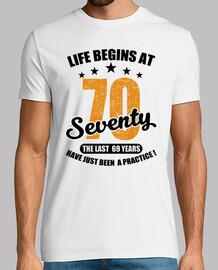 la vida comienza a los setenta
