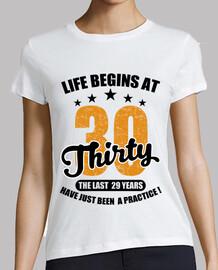 la vida comienza a los treinta