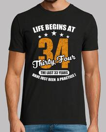 la vida comienza a los treinta y cuatro