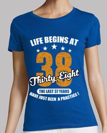 la vida comienza a los treinta y ocho