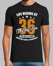 la vida comienza a los treinta y seis