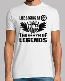 la vida empieza a las 33 el nacimiento de las leyendas 1