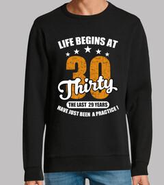 la vie commence à trente ans