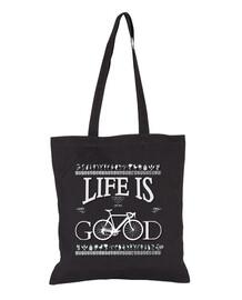 la vie est good avec mon vélo