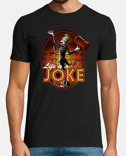 La vie est une blague