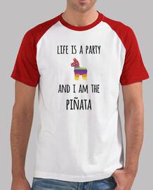 la vie est une fête and je suis la piña