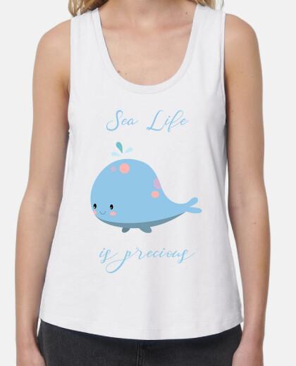 la vie marine est précieuse - la baleine