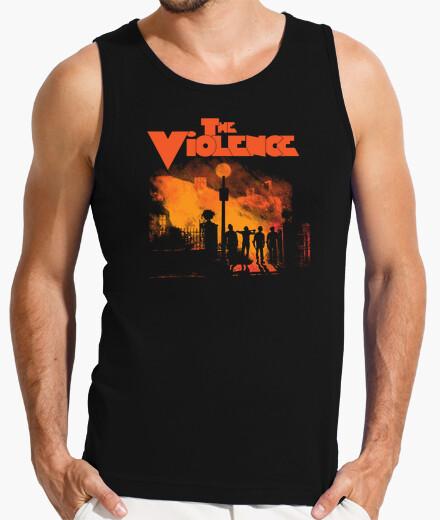 Camiseta la violencia