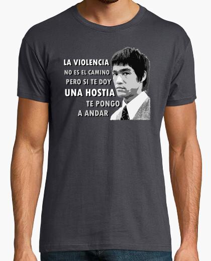 Camiseta La violencia no es el camino
