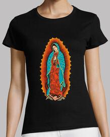 La virgen de la Guadalupe