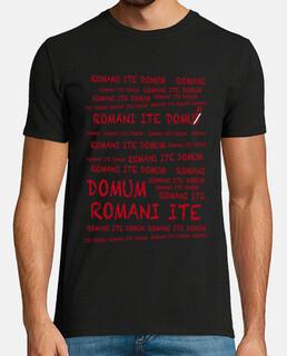 la vita di brian romani ite domum