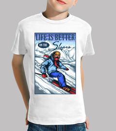 la vita di sci