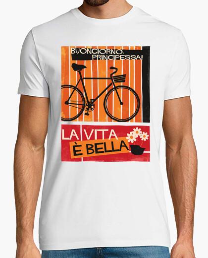 Camiseta La Vita è Bella