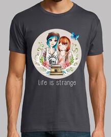 la vita è strana - chloe e max
