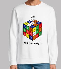 la vita: not t hat facile