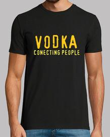 la vodka conecting people