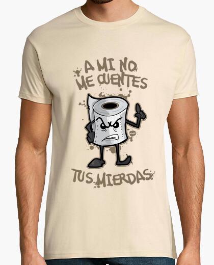 T-shirt la vostra merda