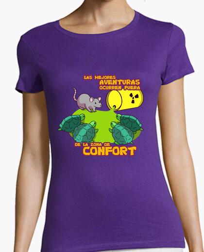 Camiseta La Zona de Confort
