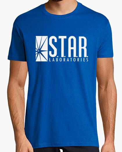 Tee-shirt laboratoires étoiles