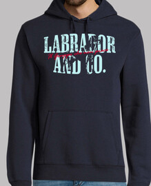 labrador & co.® - men's sweatshirt