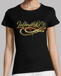 Labrador &Co.® - T-Shirt Donna