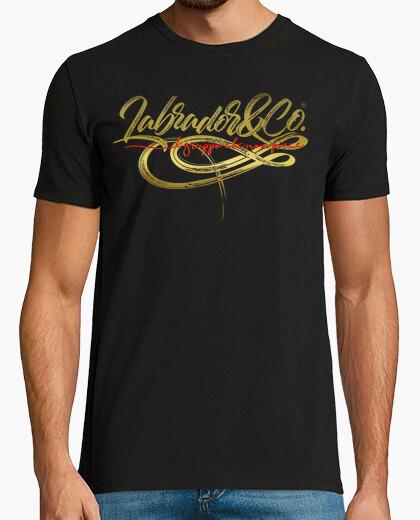 Labrador &Co.®   - T-shirt UOMO