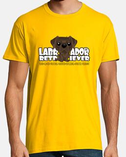 Labrador Retriever (Choco) - DGBigheads