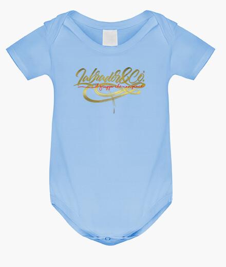 Ropa infantil Labrador y Co.® - Gold logo