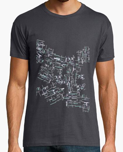 Tee-shirt labyrinthe