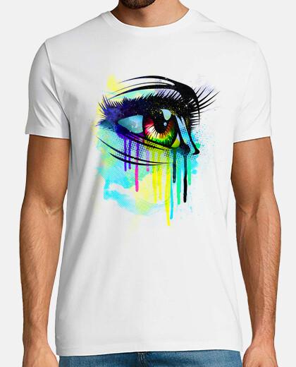 lacrime di colori