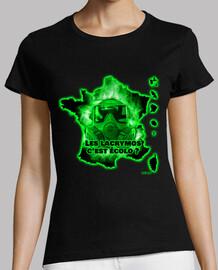 Lacrymos vert femme