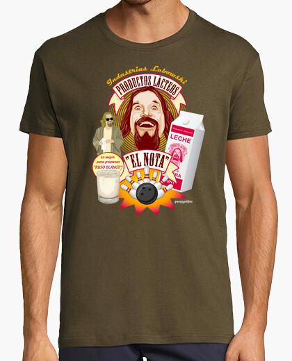 Camiseta Lácteos El Nota