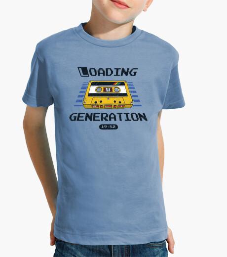 Kinderbekleidung ladegeneration