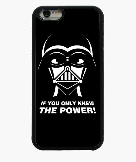 Funda iPhone 6 / 6S lado oscuro