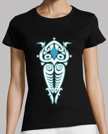 lados dobles camiseta: raava y vaatu damas