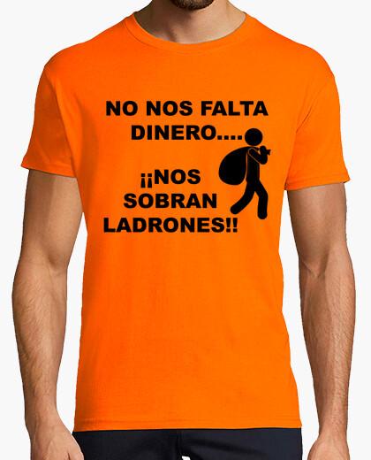 Camiseta Ladrones