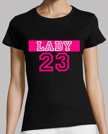 Lady 23 - Negra