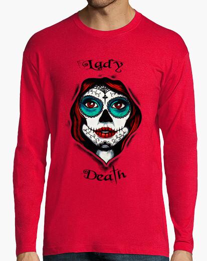 Camiseta Lady Death