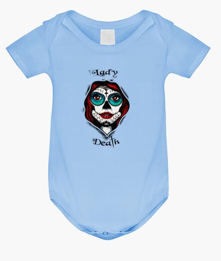 Ropa infantil Lady Death