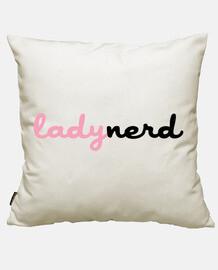 Lady Nerd / Geek Gamerspiel