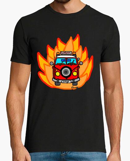 Camiseta LaFurgo Bomberos