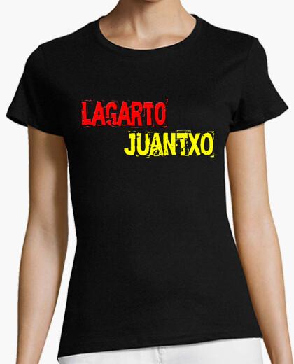 Camiseta Lagarto Juantxo