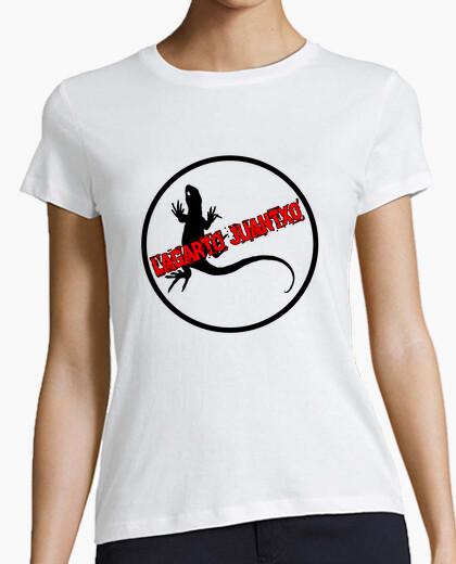 Camiseta Lagarto Juantxo Delantero