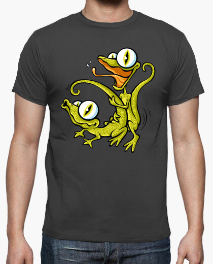 Lagarto sex - Camisetas Fiestas humor geek Freak cine TV musica