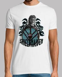 Lagertha Shieldmaiden-Vikingos